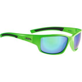 Alpina Keekor Glasses neon green-black